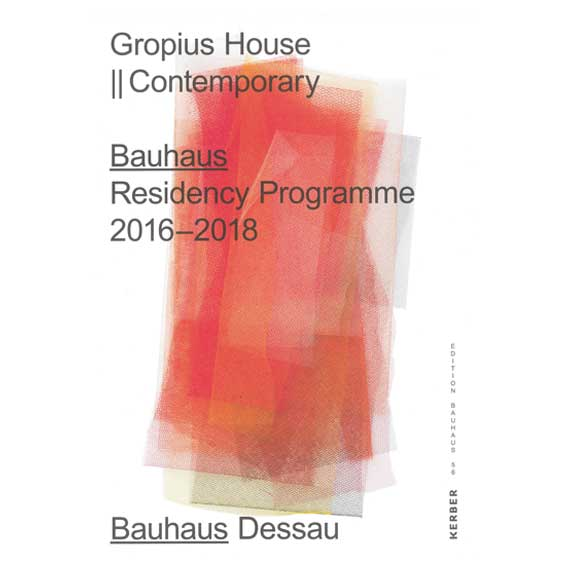 Bauhaus Residency Program, Dessau